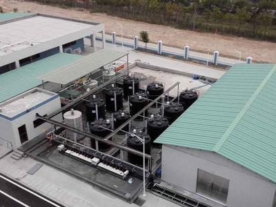 珠海双赢柔软电路有限公司中央供药系统工程